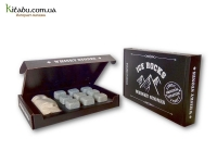 Камни для виски Whiskey Stones Ice Rocks Black9